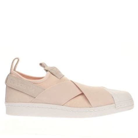 Adidas Slip On Murah Adidas Slip On Suede Shincan Brown womens pale pink adidas gazelle suede trainers schuh