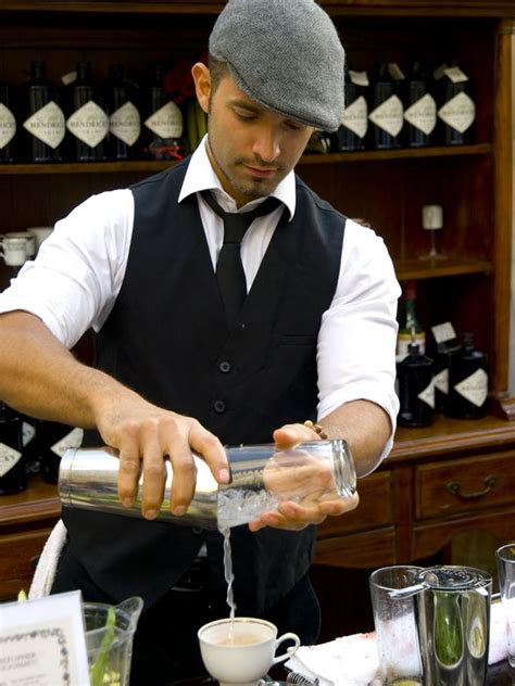 embury cocktails  york hendricks gin bartenders