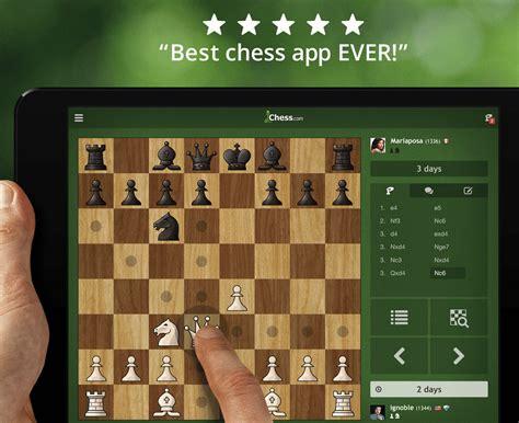 chess apps chesscom