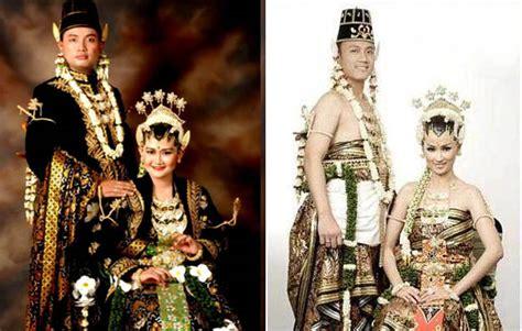 Baju Adat Daerah Jawa budaya indonesia pakaian adat jawa tengah mempunyai fungsi praktis estetis religius