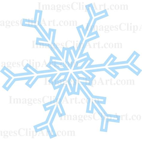 Clipart Clear Background snowflake clipart clear background pencil and in color