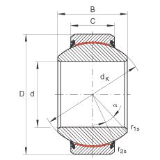 section 319 b of the ina ina plain bearings ge240 fw 2rs bearings pdf ina ge240 fw