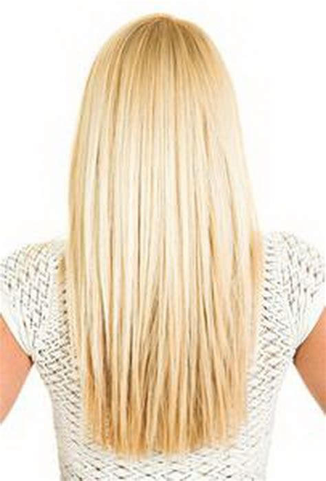 how to cut hair straight across in back haircut long hair back view google search hair