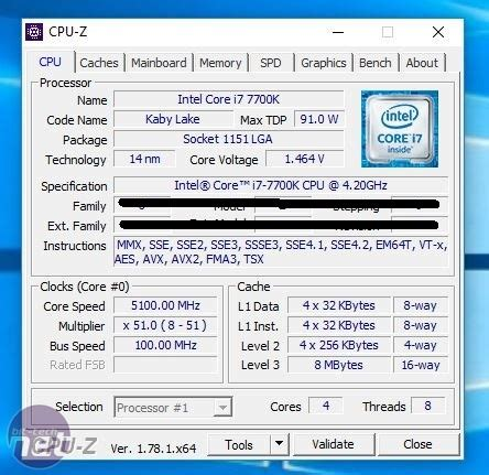 i7 7700k cpu fan more intel core i7 7700k processor reviews posted online