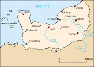 normandy simple english wikipedia, the free encyclopedia