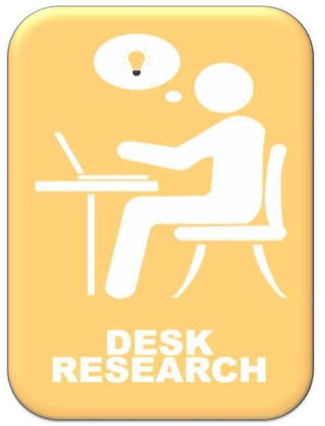 Desk Reseach by Desk Research