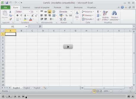 tutorial excel grafici tutorial per l utilizzo di base dei contenuti digitali