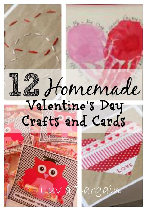 12 valentine day free printable valentine s day crafts and cards