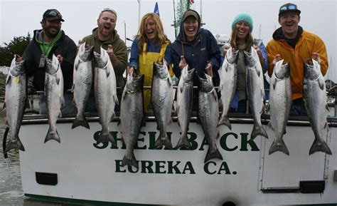 charter boat fishing eureka ca eureka fishing