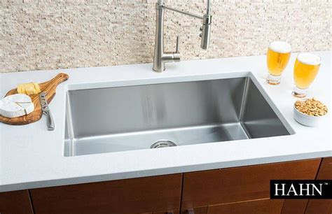 hahn chef series handmade large single bowl sink 38 best kitchen for house images on