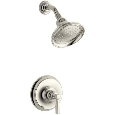 Kohler Shower Trim by Kohler Bancroft 1 Handle Shower Faucet Trim In Vibrant