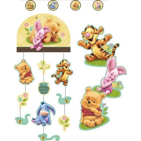 imagenes de winnie pooh en bebe perfect for baby showers or the nursery this winnie the