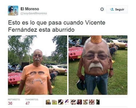 Vicente Fernandez Memes - los memes de vicente fern 225 ndez y su pasi 243 n por el