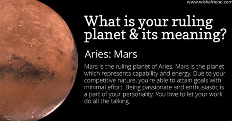 aries meaning find out your ruling planet and its meaning aries mars