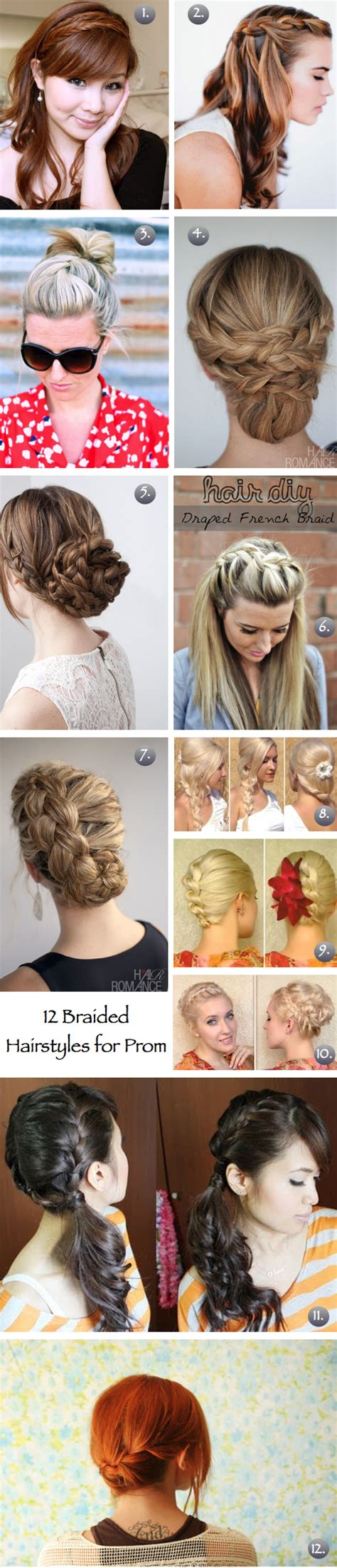 Diy Braided Hairstyles by 12 Diy Braided Hairstyles The Frugal