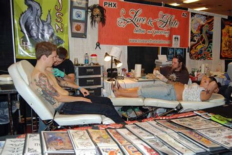 tattoo expo az arizona expo photos show picture
