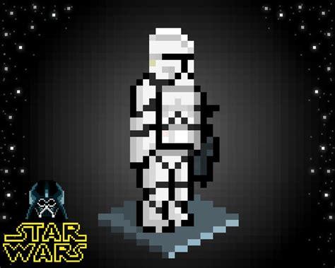 pixel wars clone star wars pixel art by shkvapper on deviantart