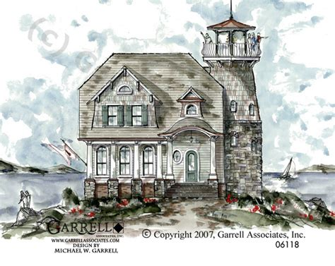 Lighthouse Home Plans | weathermoore lighthouse plan house plans by garrell