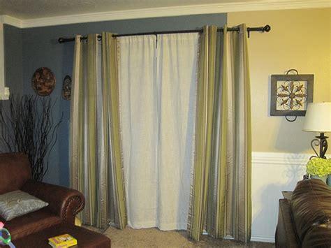 mainstays decorative curtain rod how to put together hi decor