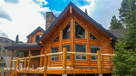 Utah Cabin Builders by Log Home Kits Utah Log Home Builders Luxury Uinta Log