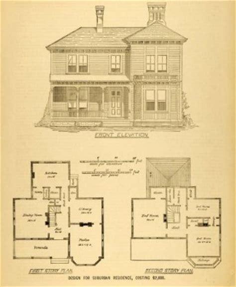 Original House Plans | original victorian house plans house design plans