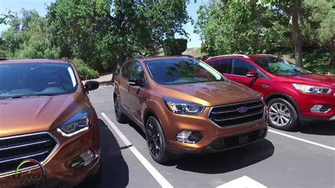 Ford Suv Lineup by 2016 2017 Ford Suvs Lineup Ford Edge Ford Explorer Ford