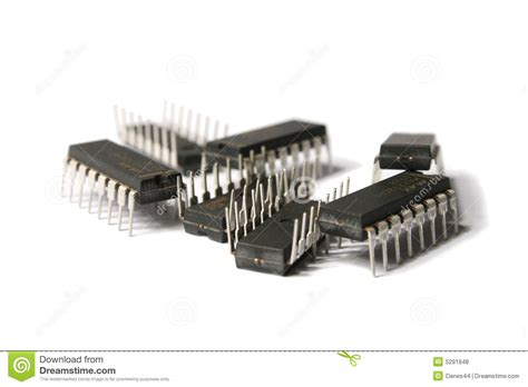 integrated circuits integrated circuits royalty free stock photos image 5291948