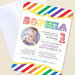 Free1st Birthday Wording For 99 162 Invitations Birthday Ideas Rookie