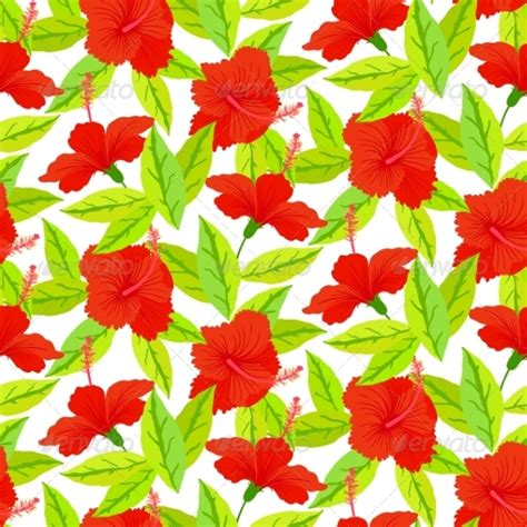 hawaii pattern photoshop hawaiian flower photoshop template 187 tinkytyler org