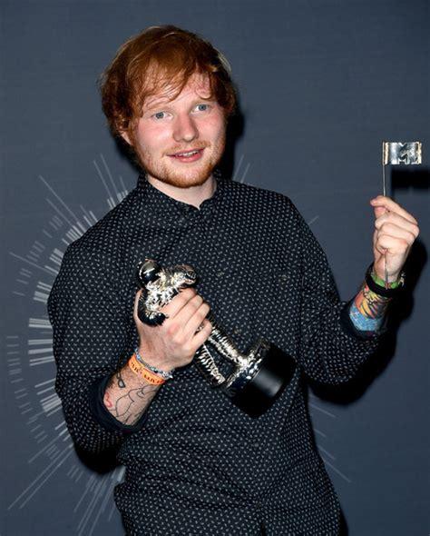ed sheeran biography mtv ed sheeran in mtv video music awards press room zimbio