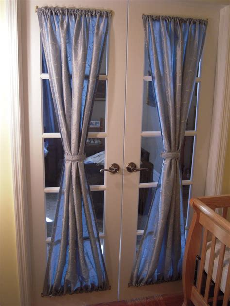 ideas for curtains for french doors charing x curtains for french doors some new ideas