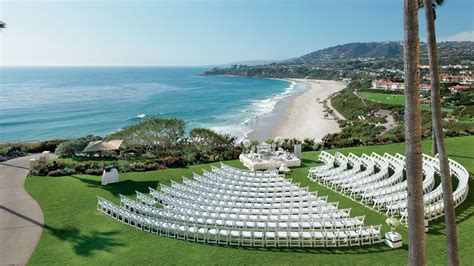 wedding venues in laguna ca wedding venues in southern california the ritz carlton laguna niguel