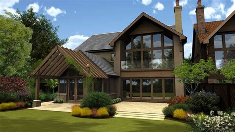 in house ideas new build home designs