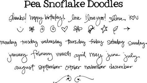 free doodle handwriting font doodle font digital goodies