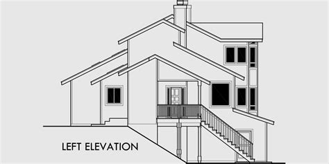 multi level house plans view house plans sloping lot house plans multi level