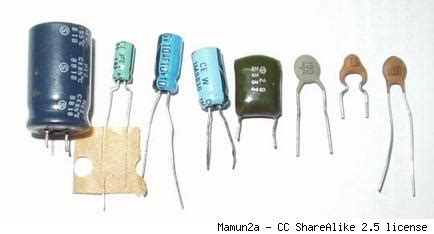 definition of tantalum capacitor radio world a capacitor and different types