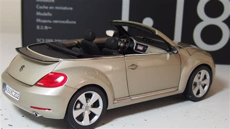 Iplayaz Vw Beetle Car Rocks Along With Your Tunes by Vw Beetle Cabriolet By Kyosho Boxed 1 18 Scale Cs
