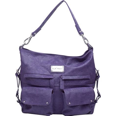 Which It Bag Are You 2 by Bag 2 Sues Shoulder Bag With Removable Kmb