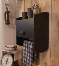 primitive bathroom ideas primitive bathroom cabinet towel rack toilet paper storage