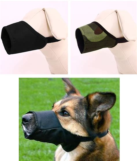 muzzle for small dogs adjustable muzzle mask prevent bite for small and large dogs high quality