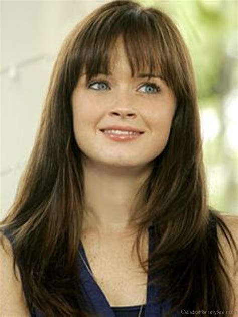 Rory Gilmore Hairstyles by 52 Bledel Hairstyles