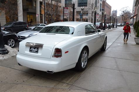 white rolls royce wallpaper 2009 rolls royce phantom coupe cars white wallpaper
