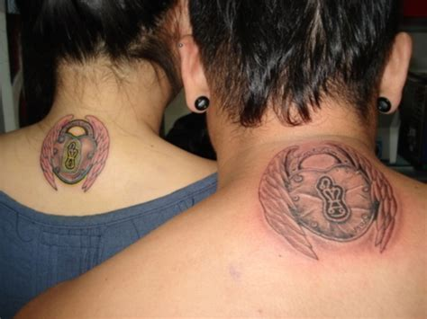 good couple tattoos 50 adorable designs and ideas