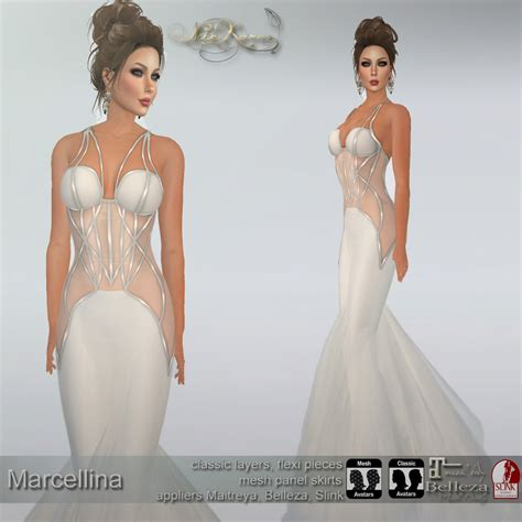 Dress Marcellina marcellina poster white zuri rayna jewelry and jewels isle premier shopping district
