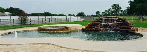 Of Houston Clear Lake Mba Reviews by Custom Swimming Pool Builder Clear Lake Houston Pool
