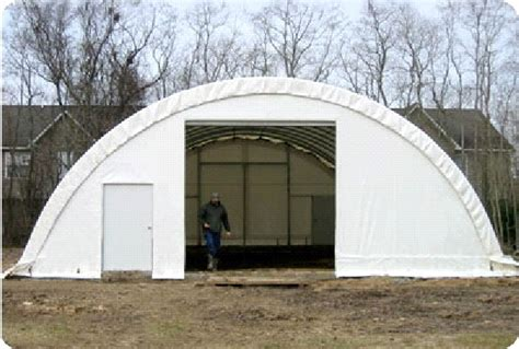 Temporary Shed by Fabric Carport Temporary Building Storage Shelter Portable