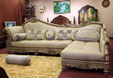 Sofa Tamu Sudut L Ungu antique sofas a touch of luxury charm and best sofas