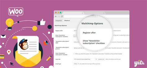 themeforest yith yith woocommerce mailchimp download plugin