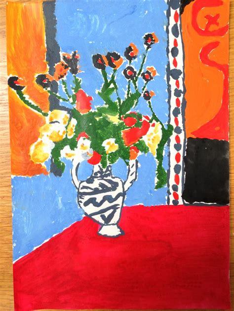 painting on y8 y8 matisse homework st s catholic high school