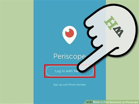 How To Search For On Periscope How To Find Someone On Periscope 8 Steps With Pictures